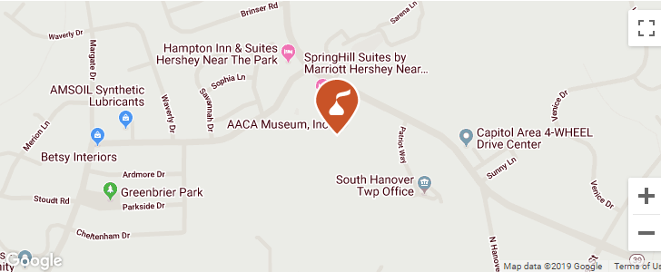 aaca map