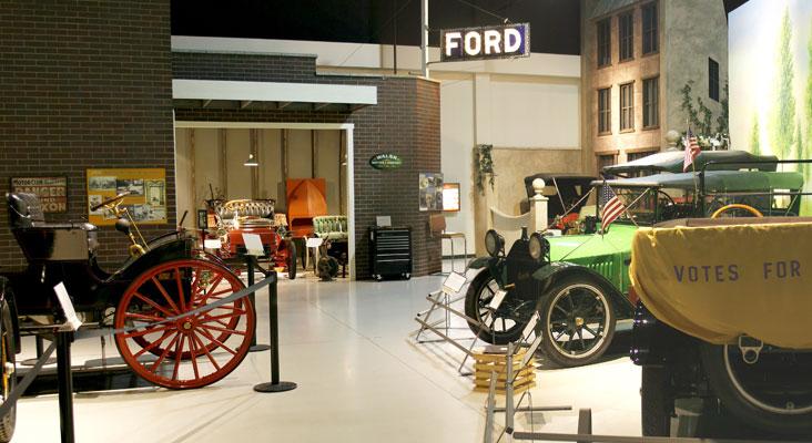 AACA Museum Hershey PA - Aaca museum car show
