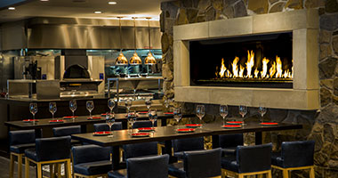 Fire and Grain Restuarant at Hershey Lodge