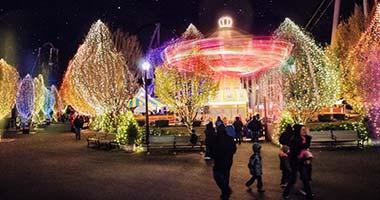 Christmas Lights In Pa.Christmas In Hershey Hershey Pa