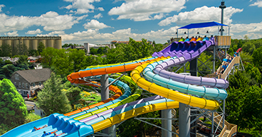 Whitecap Racer Water Slide